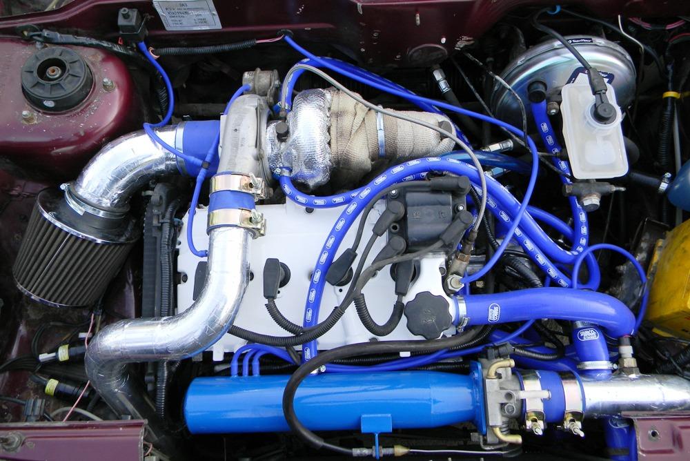 Тюнинг двигателя 8 клапанный инжектор своими руками 95